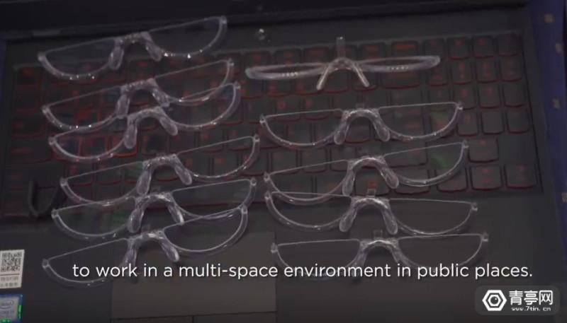 采用分体式设计,联想新款消费级AR眼镜曝光图2