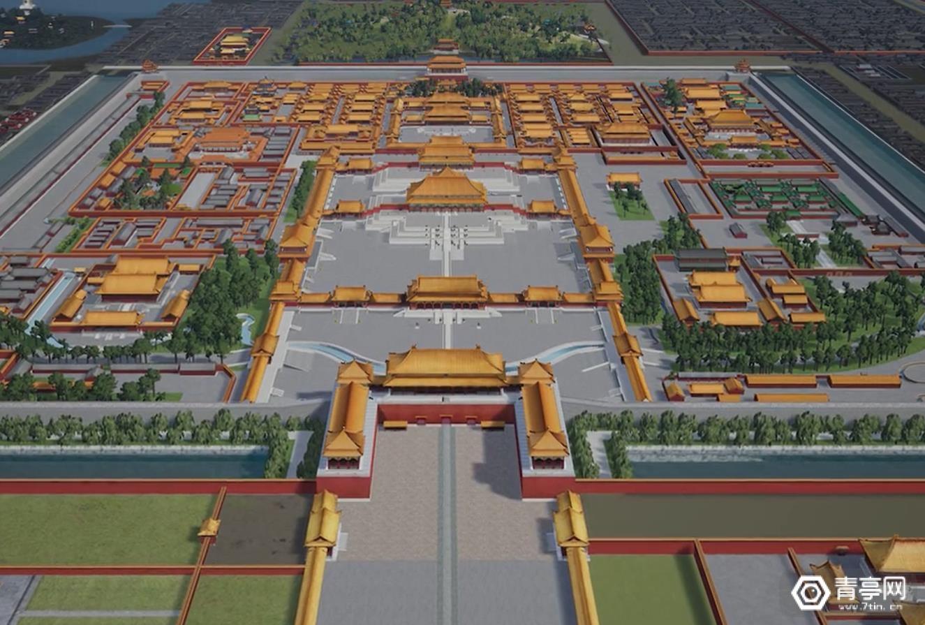 故宫发布虚拟现实作品《紫禁城•天子的宫殿——地下寻真》