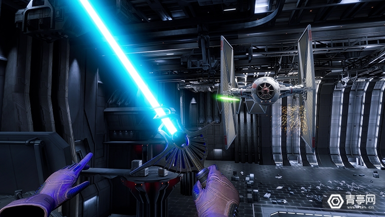 维达不朽:星球大战VR系列