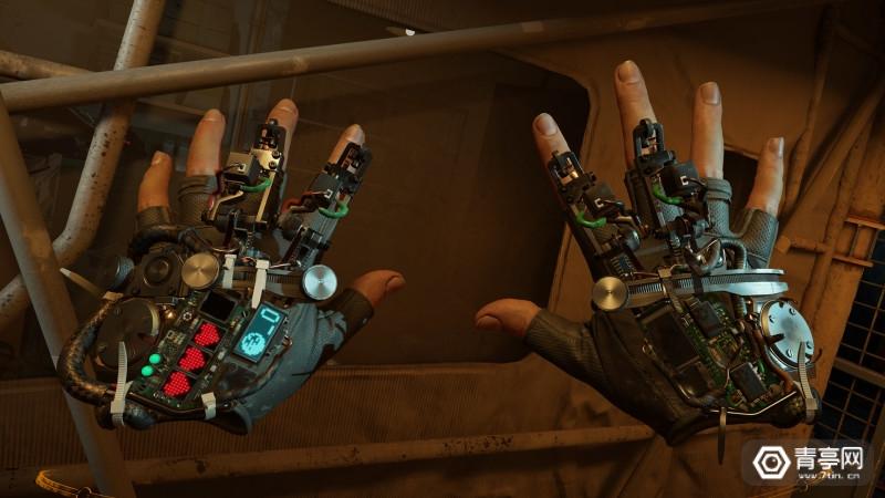 Valve发布VR游戏新作《Half-Life:Alyx》全长预告片图2