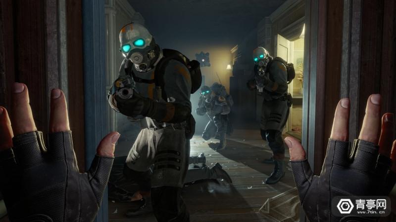 Valve发布VR游戏新作《Half-Life:Alyx》全长预告片图3