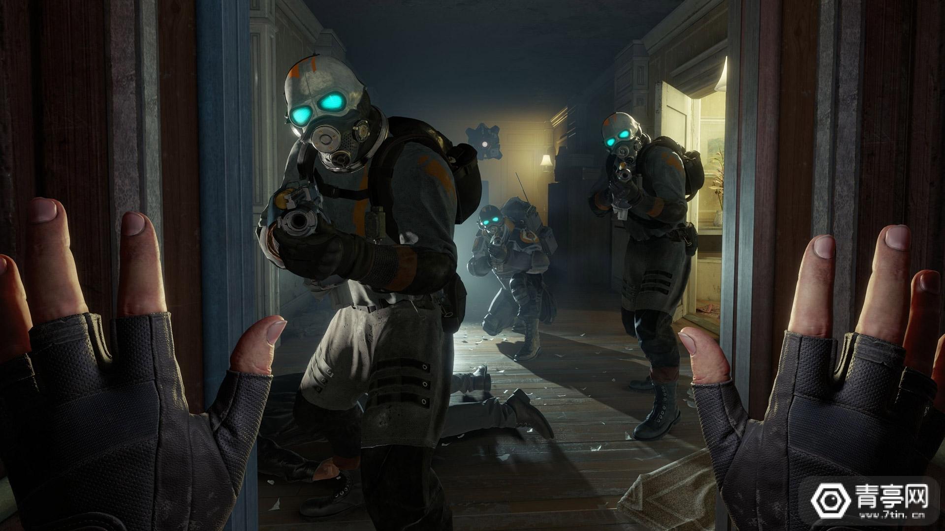 《半条命VR》成直播平台新宠儿