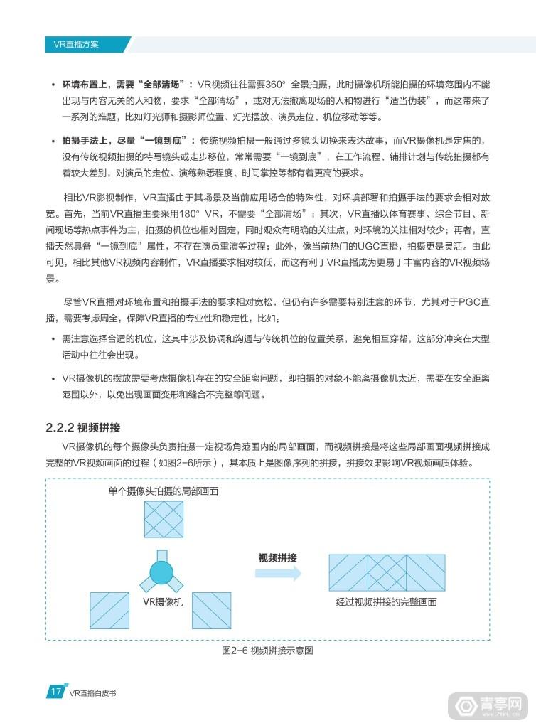 华为 中国联通《VR直播白皮书》 (22)