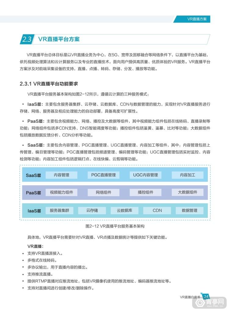 华为 中国联通《VR直播白皮书》 (29)