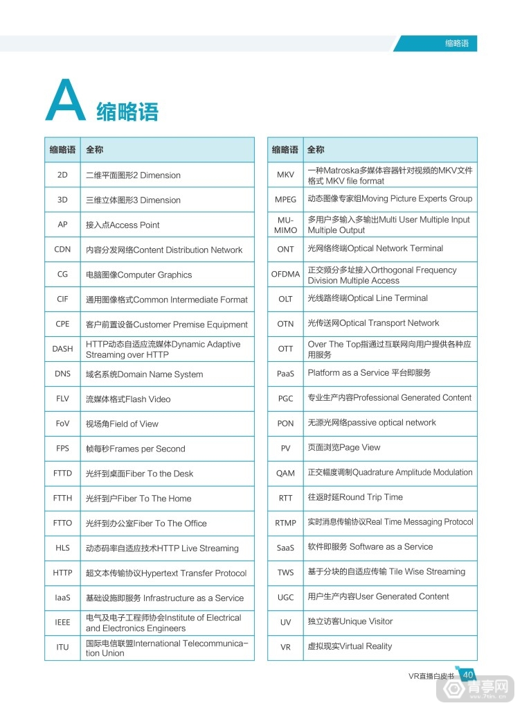 华为 中国联通《VR直播白皮书》 (45)