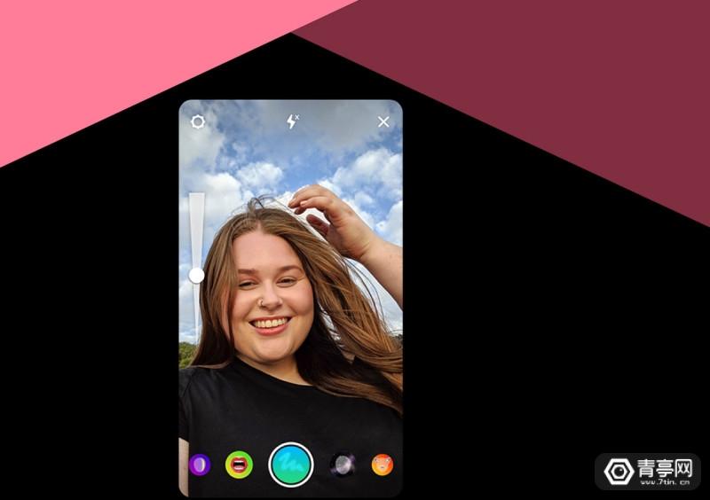 Spark AR更新至76版,AR目标追踪功能向Instagram开放图3