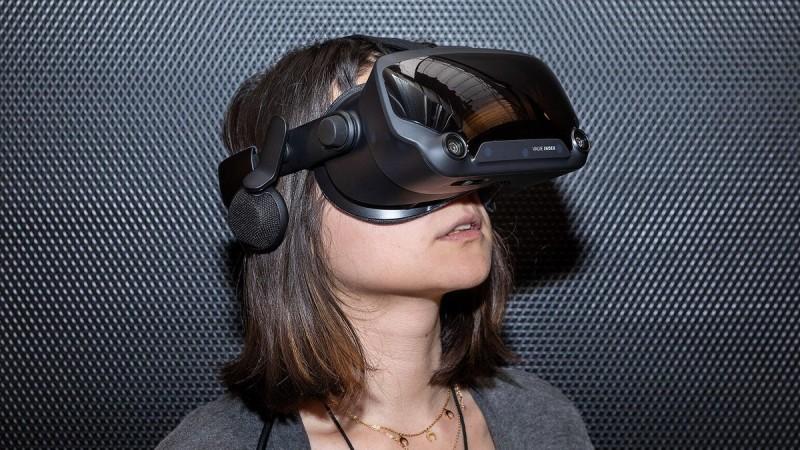 《半条命VR》效果明显,Valve Index美国和加拿大售罄图1