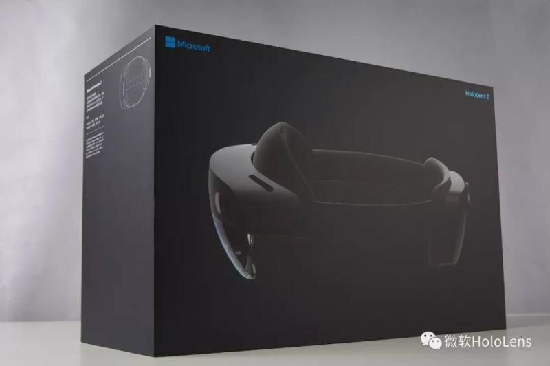 HoloLens 2 开箱报告 (1)