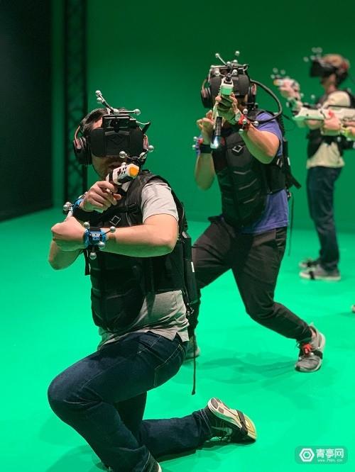 线下VR游戏《星际迷航》:一款适合团建的刺激太空枪战体验图3
