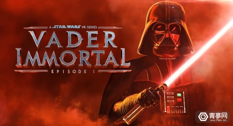 星球大战 维达不朽 vader immortal_episode_1_red