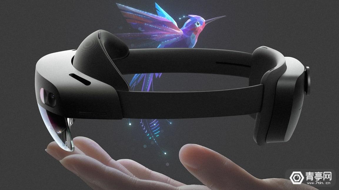 人体工学典范,微软HoloLens 2设计细节大曝光