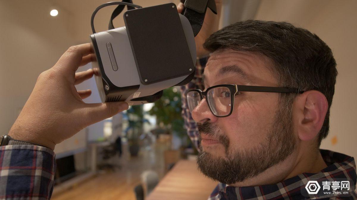 外媒上手基于高通骁龙XR 2打造的VR原型机