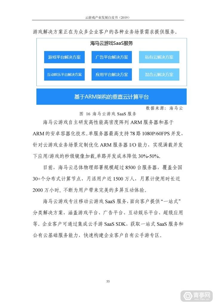 信通院发布《云游戏产业发展白皮书(2019年)》 (60)