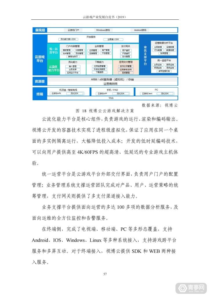 信通院发布《云游戏产业发展白皮书(2019年)》 (62)