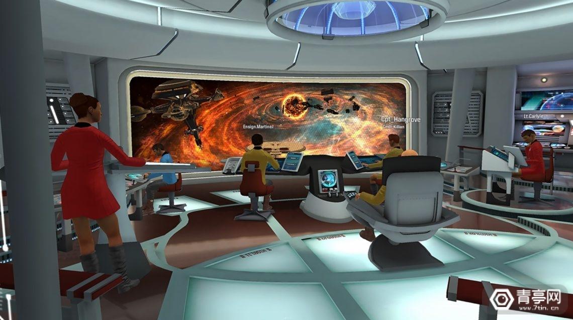育碧VR游戏《星际迷航》登陆Quest,支持交叉购买