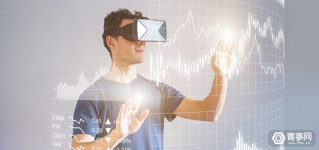 用AR/VR看股票行情才只是开始?