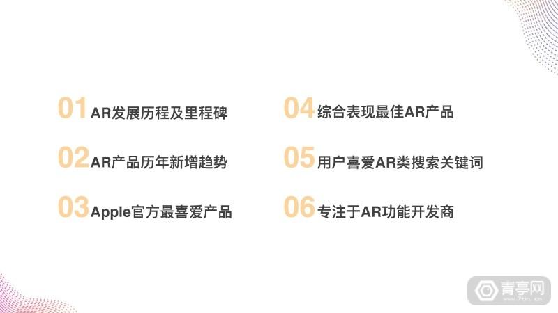 七麦研究院发布AR产品数据报告 (3)