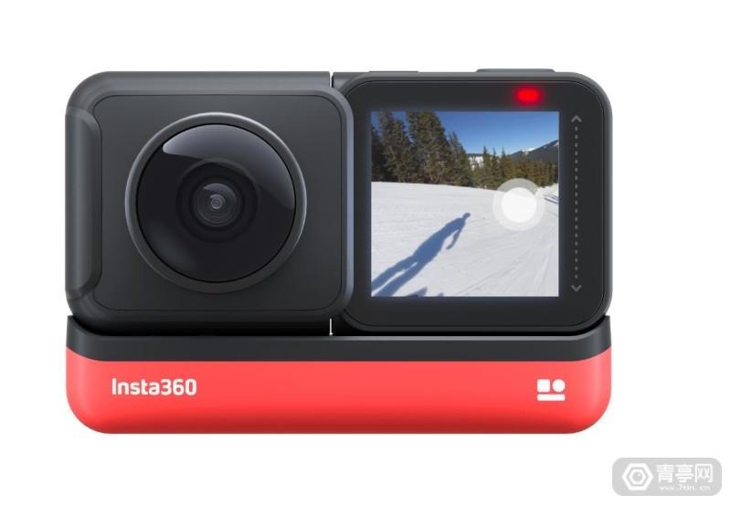 Insta360发布模块化相机One R (2)