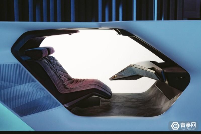 宝马AR风挡 BMW i Interaction EASE (1)