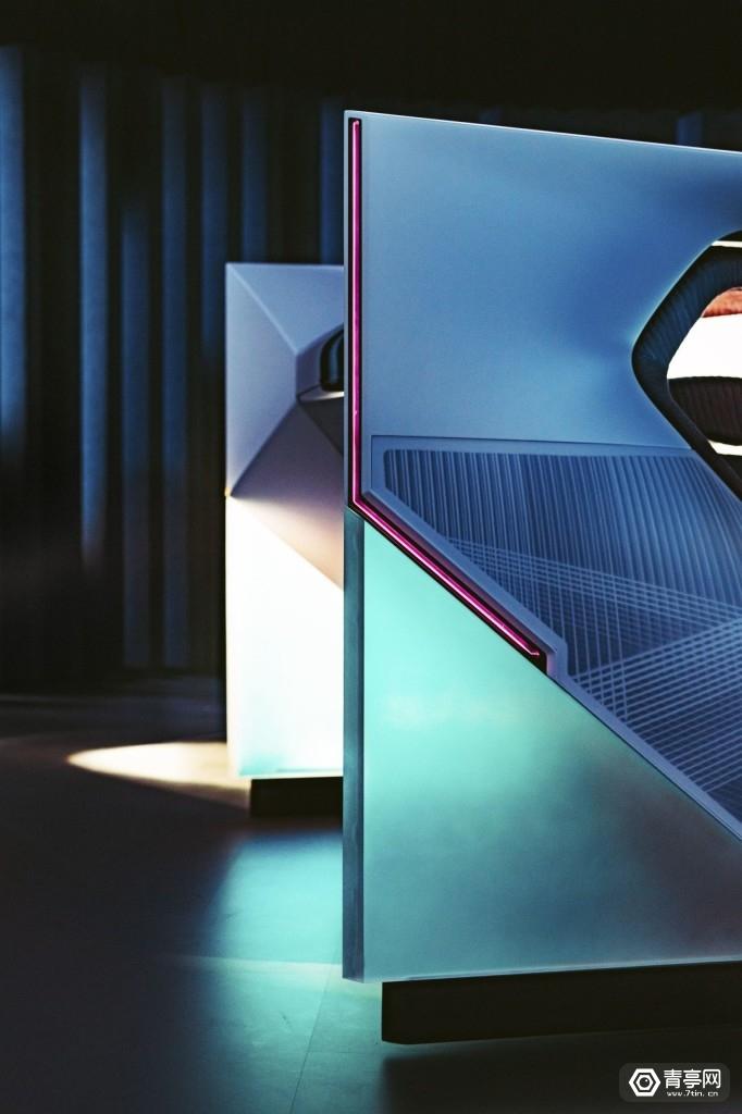 宝马AR风挡 BMW i Interaction EASE (6)