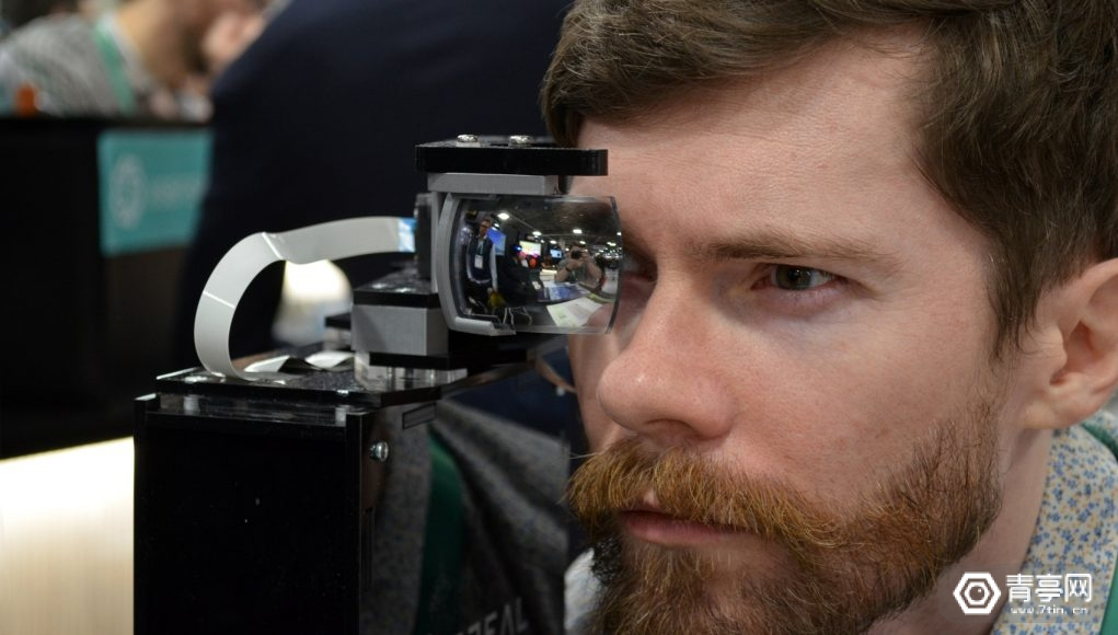 CES 2020:CREAL展示支持动态变焦的AR/VR光场显示技术