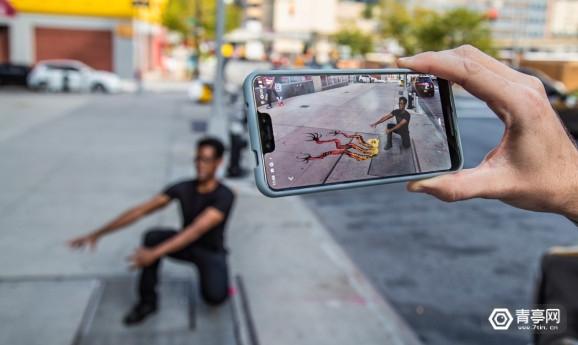 AR社交平台《Mark》测试版上线,主打AR涂鸦和AR街头艺术