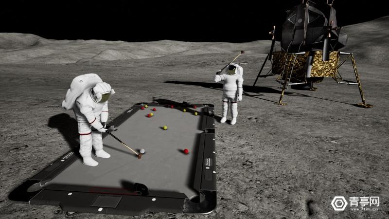 Golf Pool VR