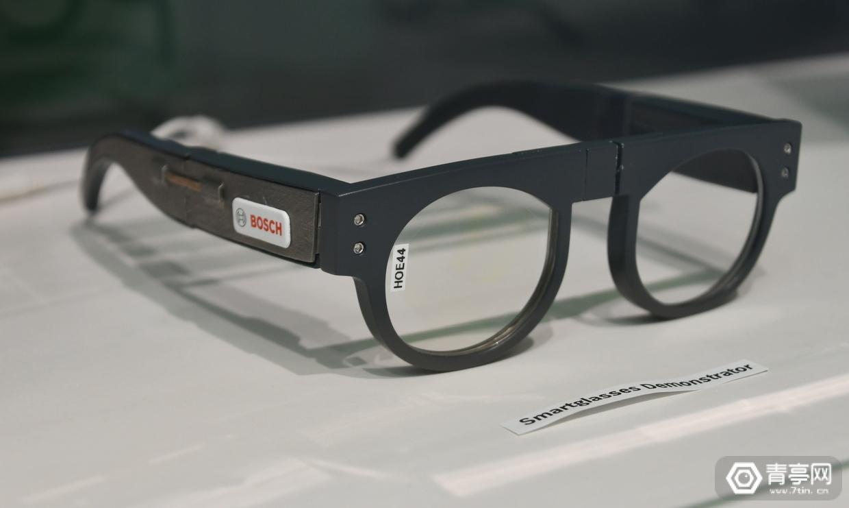 博世Light Drive原型机体验:一款体验感舒适的全天候AR眼镜
