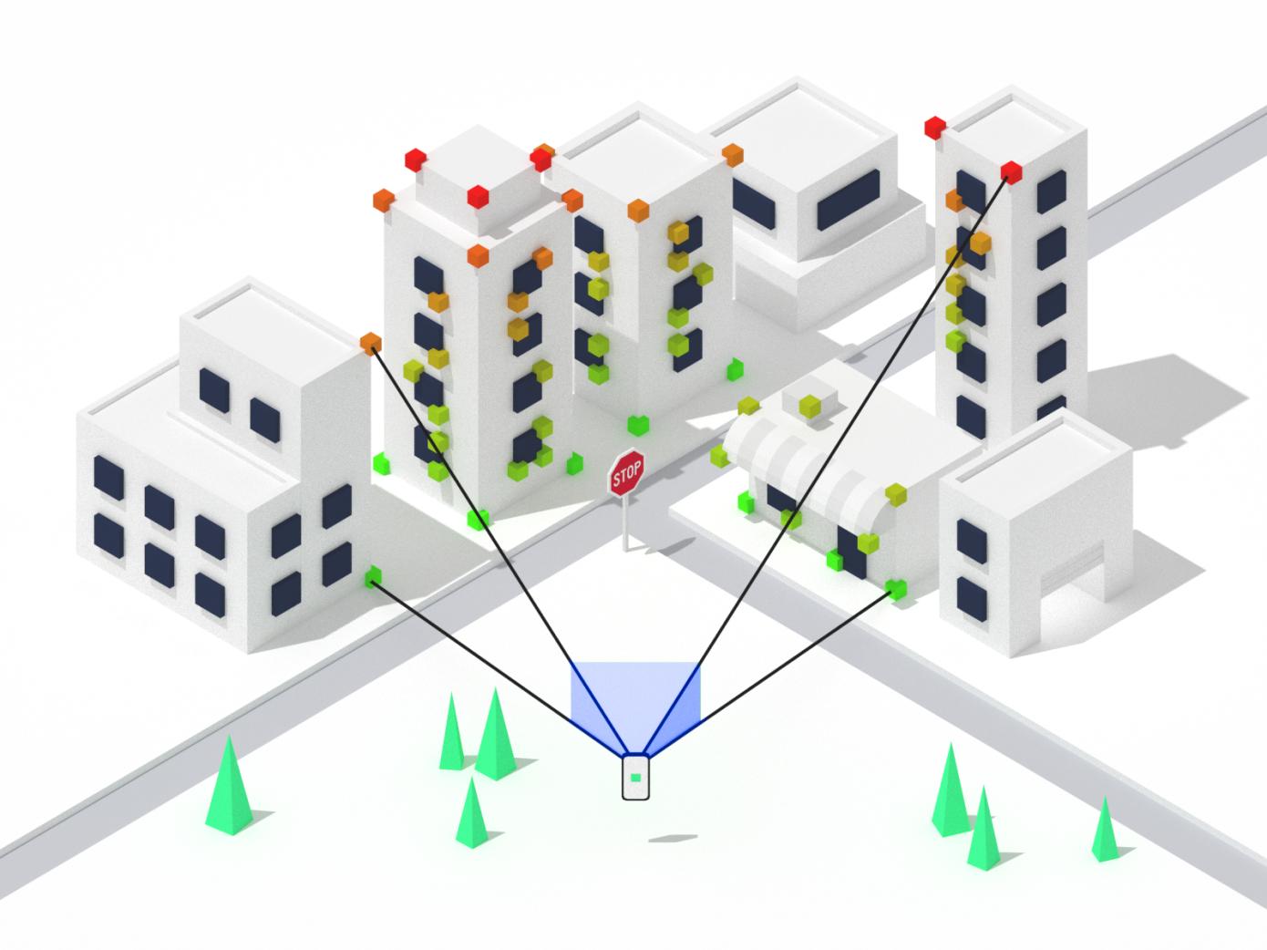 Facebook收购AR云地图公司Scape,规模预计约4000万美元