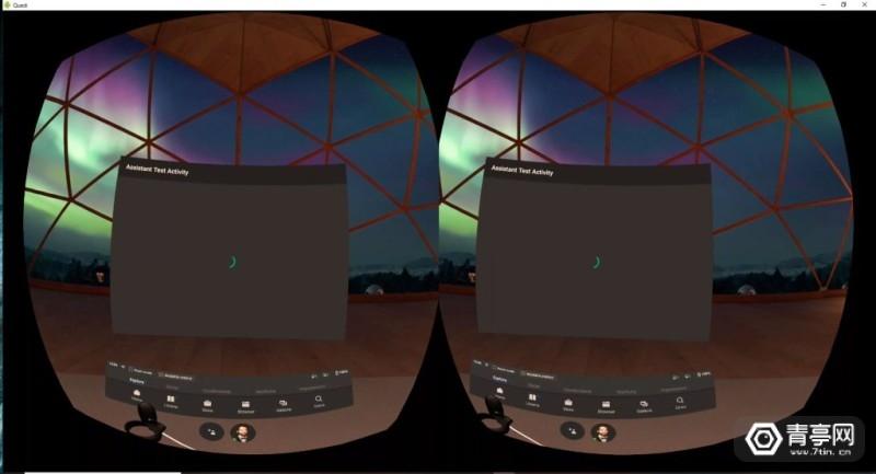 Oculus Quest_assistant_test