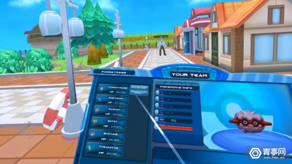 粉丝自制《精灵宝可梦对决》VR Mod,支持Oculus Quest