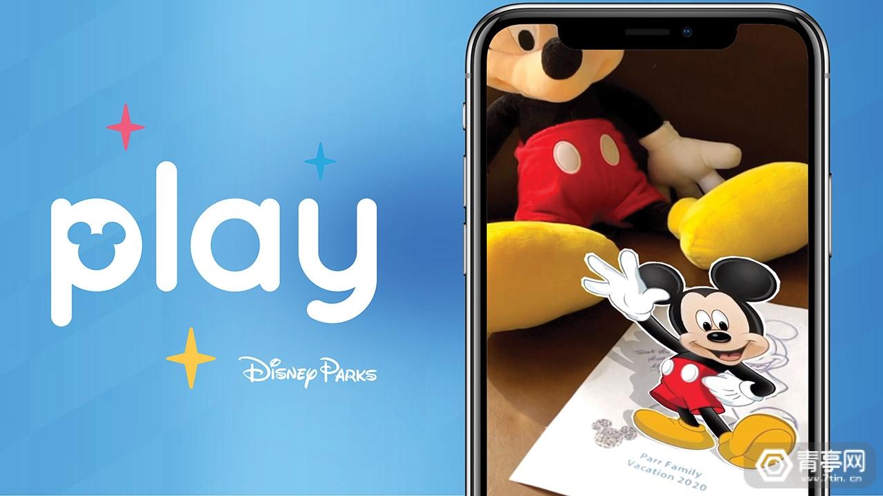 迪士尼将为度假村客人提供专属AR米老鼠体验