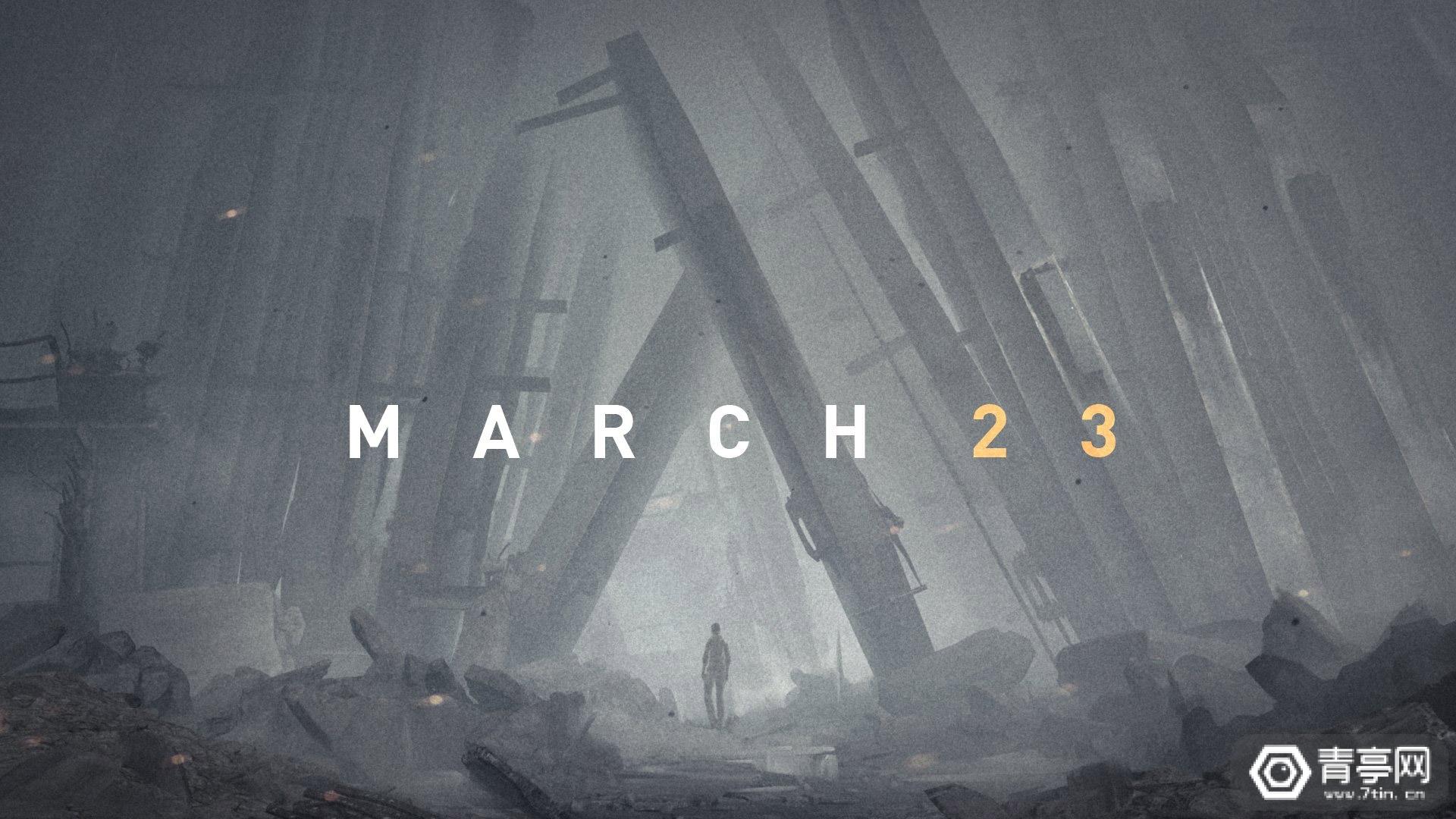重磅VR游戏《Half-Life:Alyx》定于3月23日上线