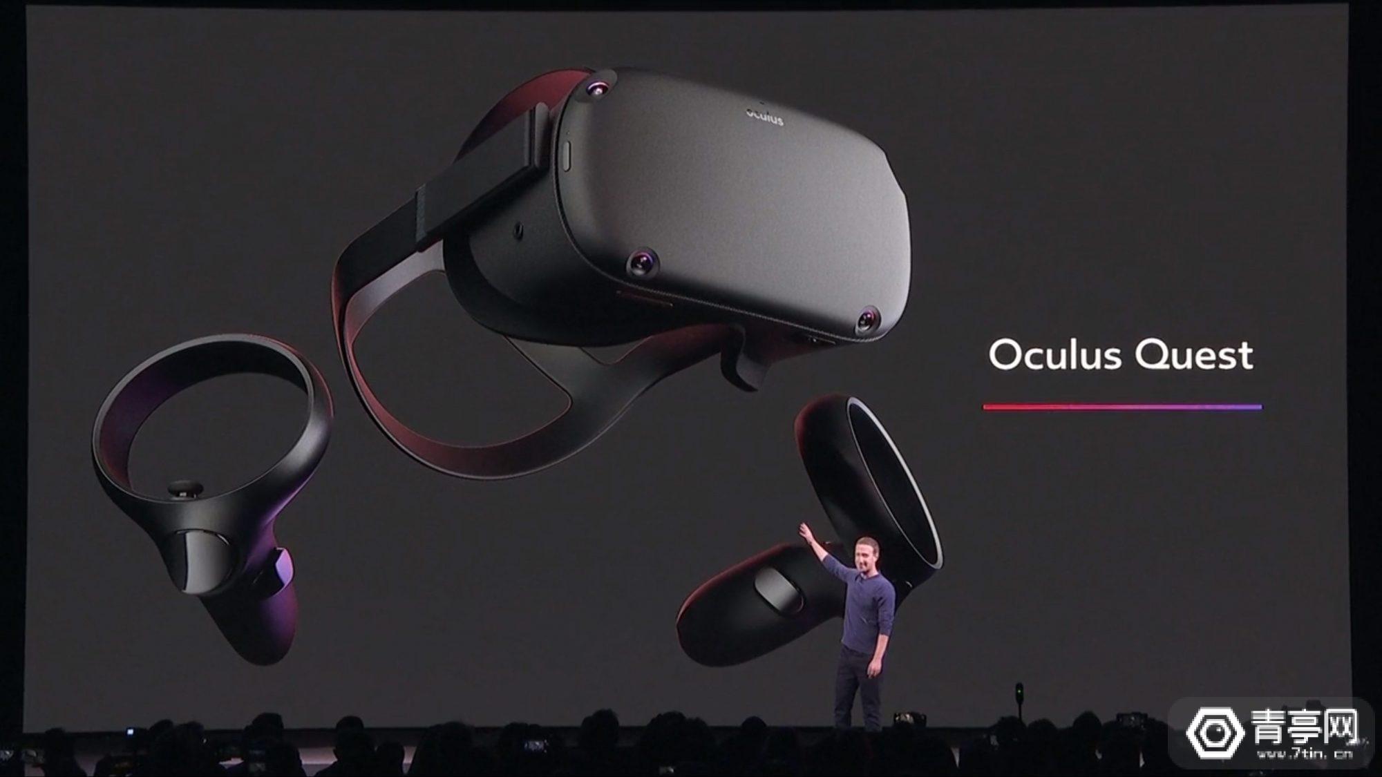 Oculus Quest商店成交额突破1亿美元