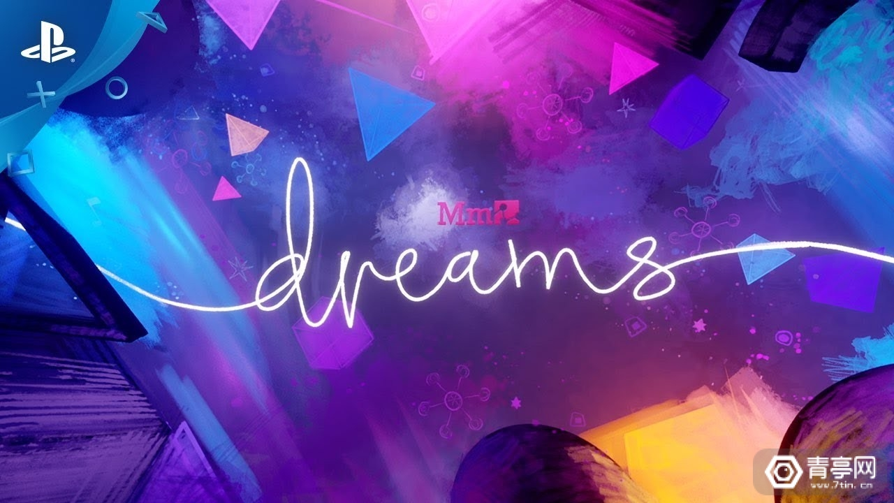 PS热门创作型游戏《Dreams》支持VR模式