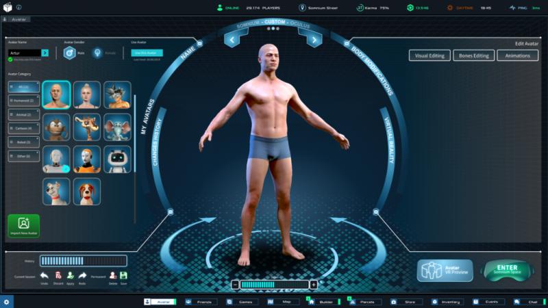 Somnium_Space_Somnium-Avatar-PC-client-1024x576