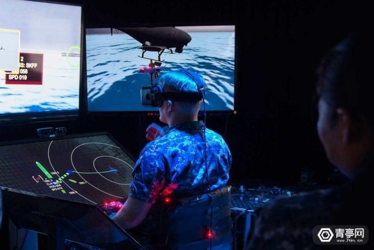 快讯:AlionScience将展示MR军事作战系统
