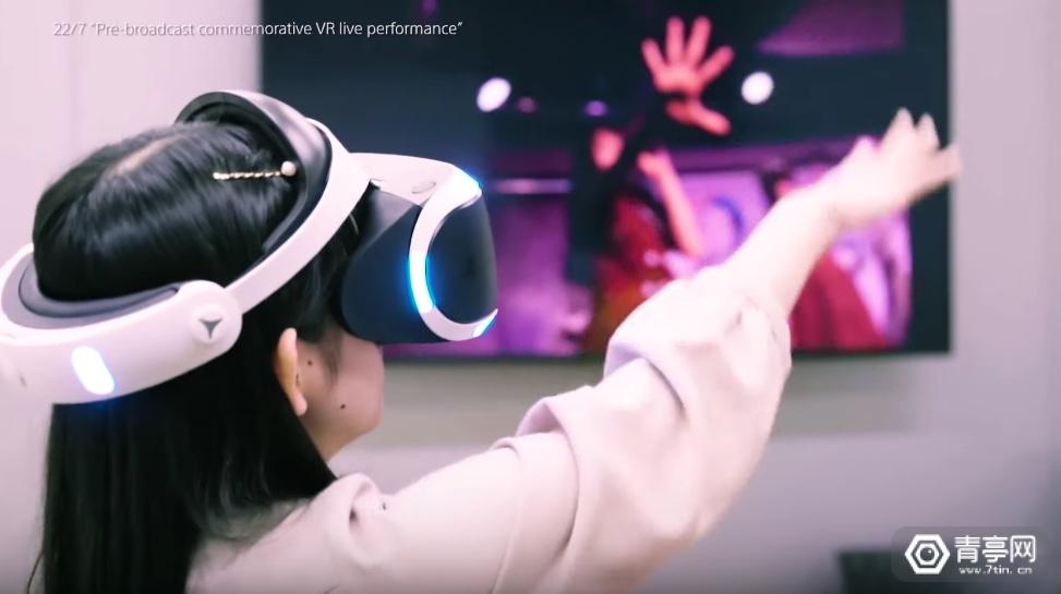 索尼PS VR专利:用眼球追踪优化无干扰的VR广告