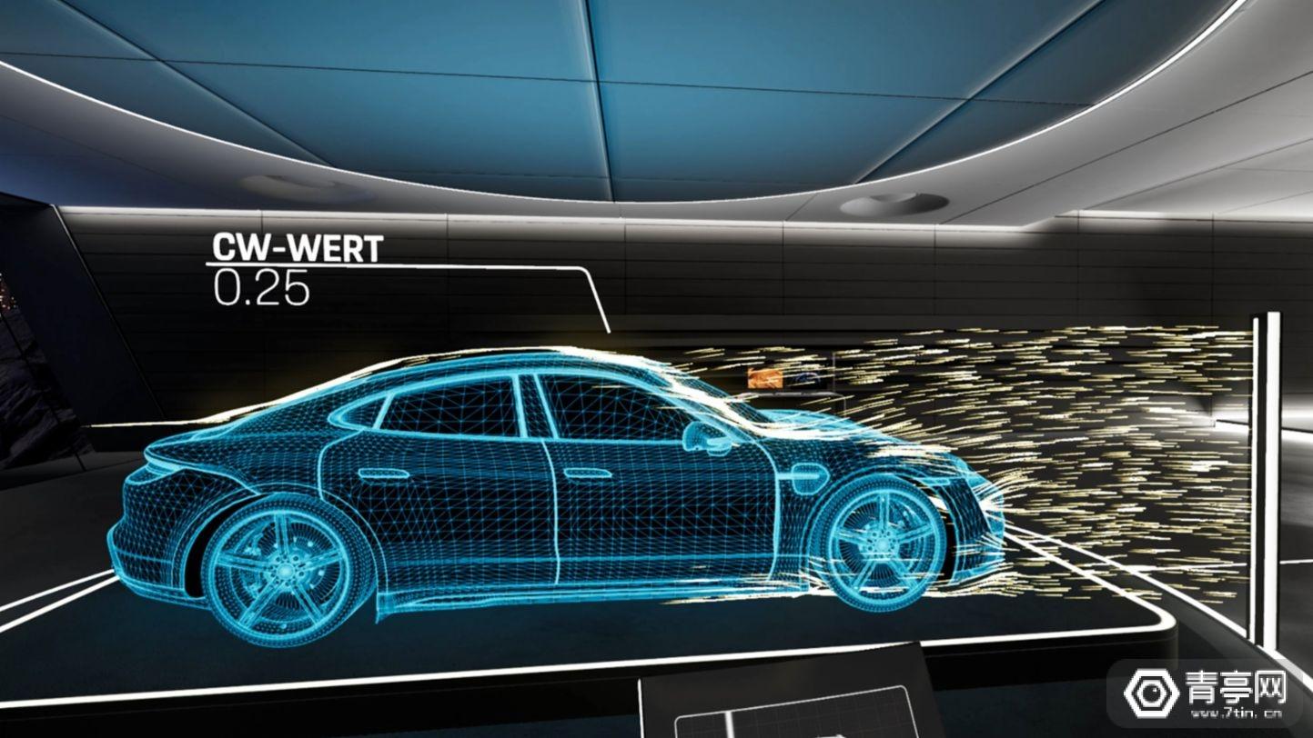 保时捷为首款电动跑车Taycan推全球VR试驾应用