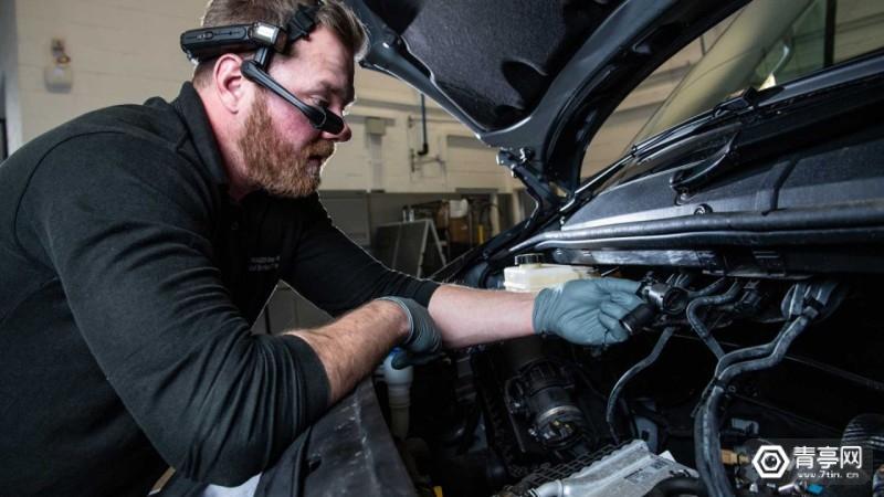 效率提升90%,大众汽车采用AR眼镜辅助货车维修