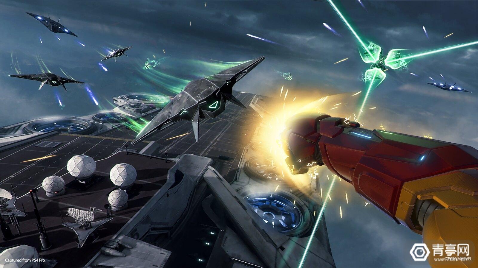 PS VR大作《漫威钢铁侠VR》demo曝光,或仅登陆日本和亚洲商店