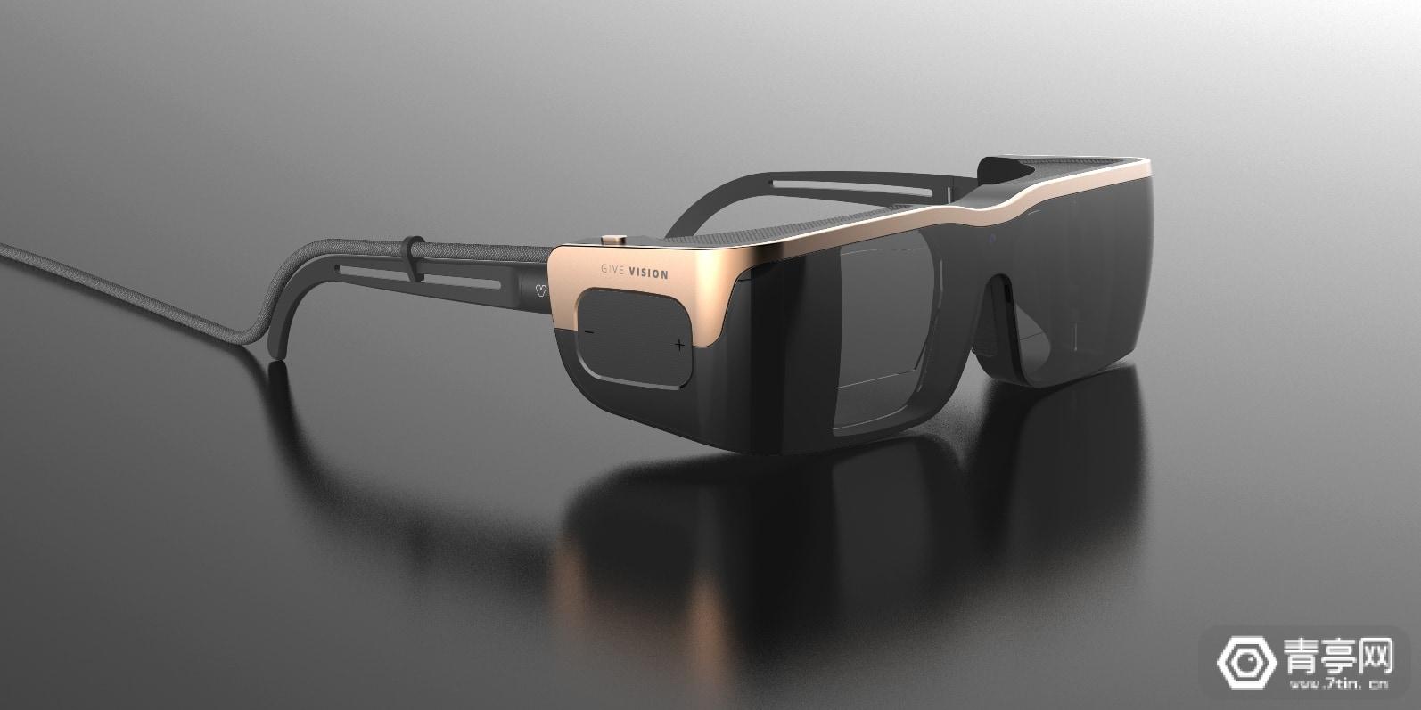 GiveVision与索尼合作,开发治疗视觉障碍的AR眼镜