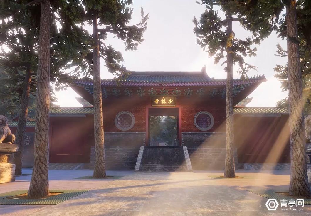 [案例] VR+旅游:VR旅游项目之《少林寺》