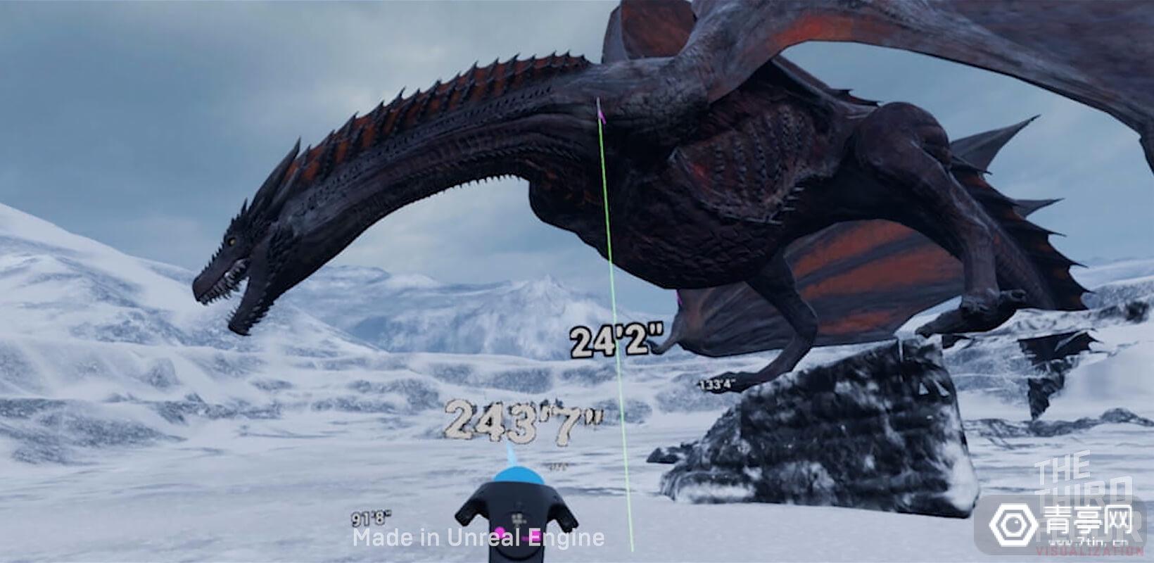 结合VR与游戏引擎,正逐渐成为影视制作标配技术