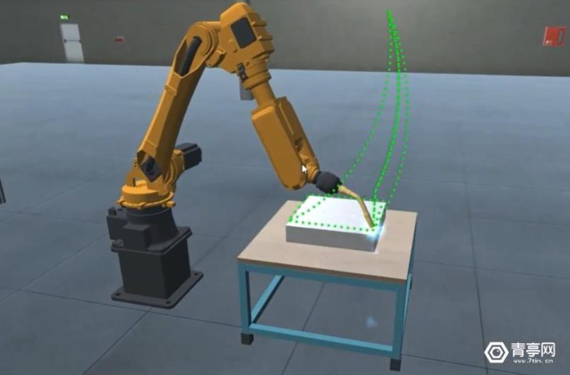 [案例] AR+工业:虚拟工厂综合性平台