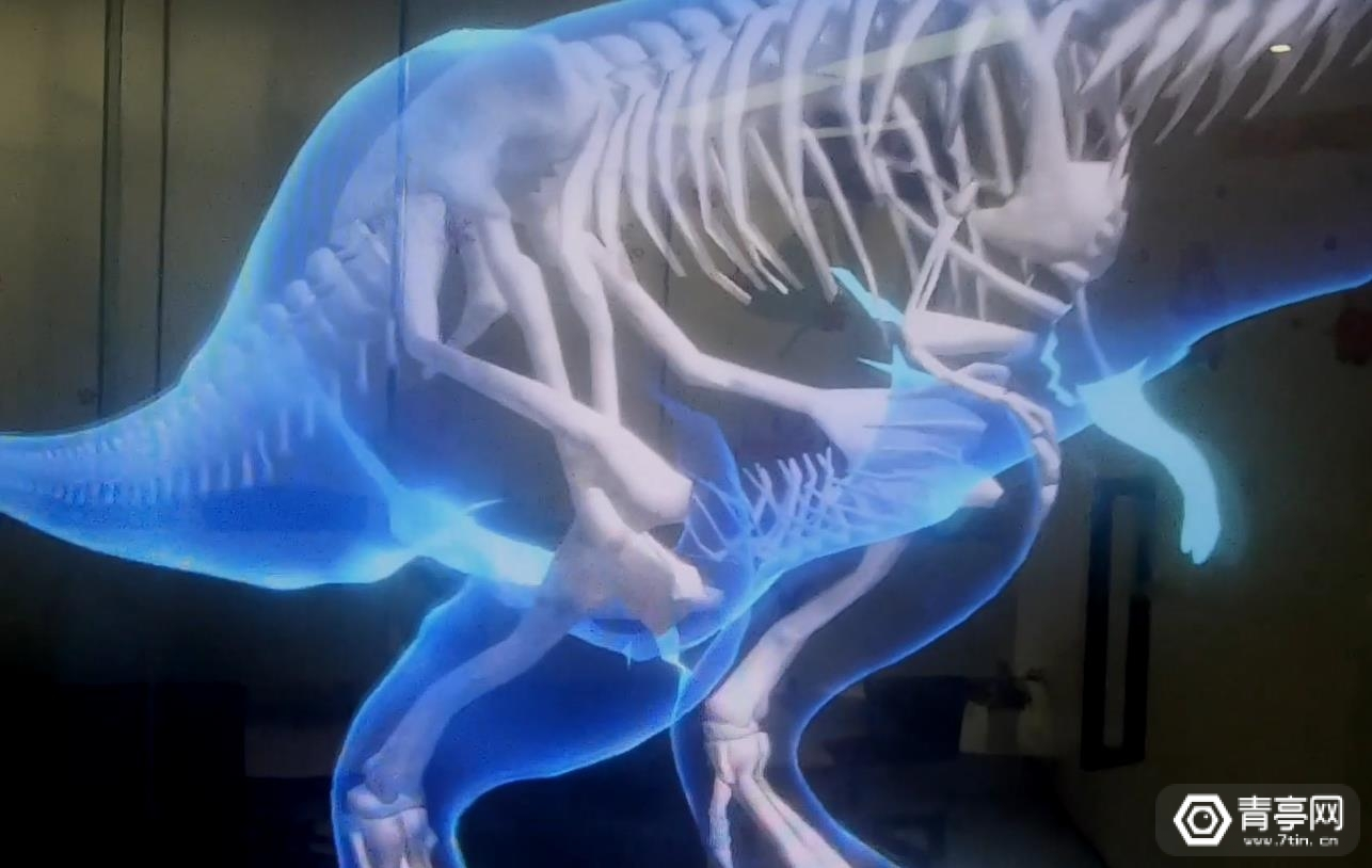 [案例] AR+教育:互动性恐龙科普项目