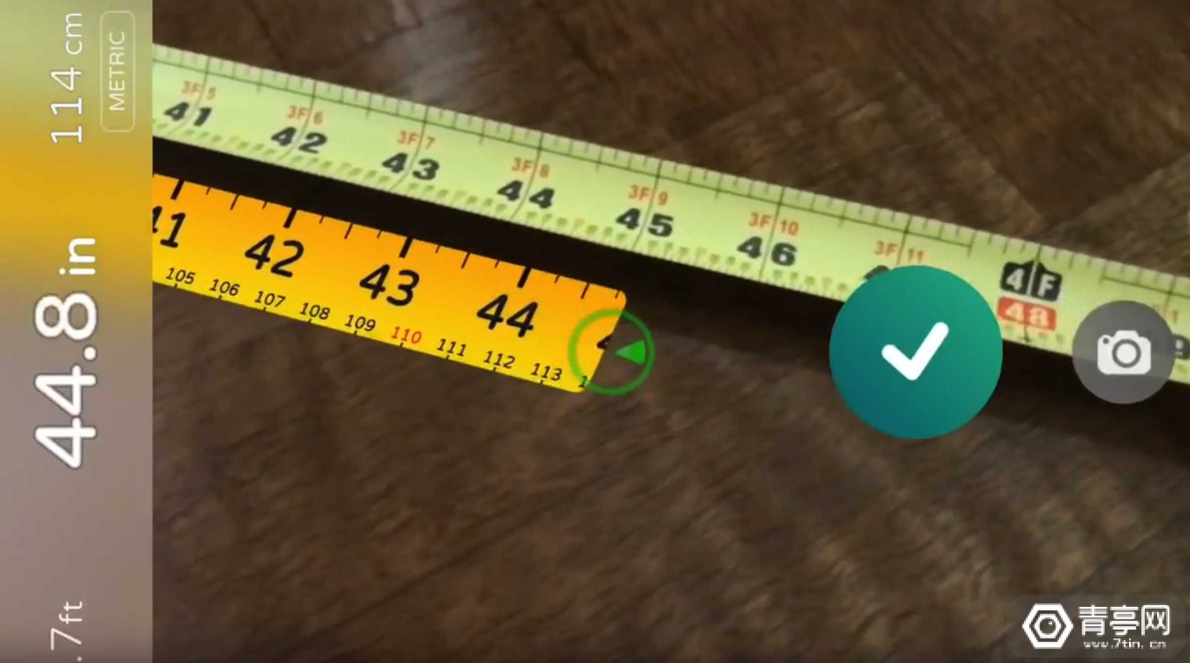 苹果AR测量应用《Measure》专利公开