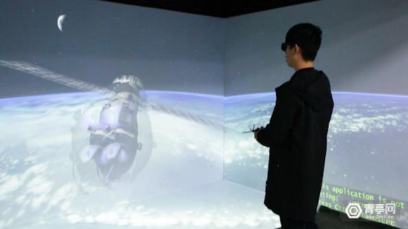 [案例] VR+教育:西南大学建设的全息教室项目