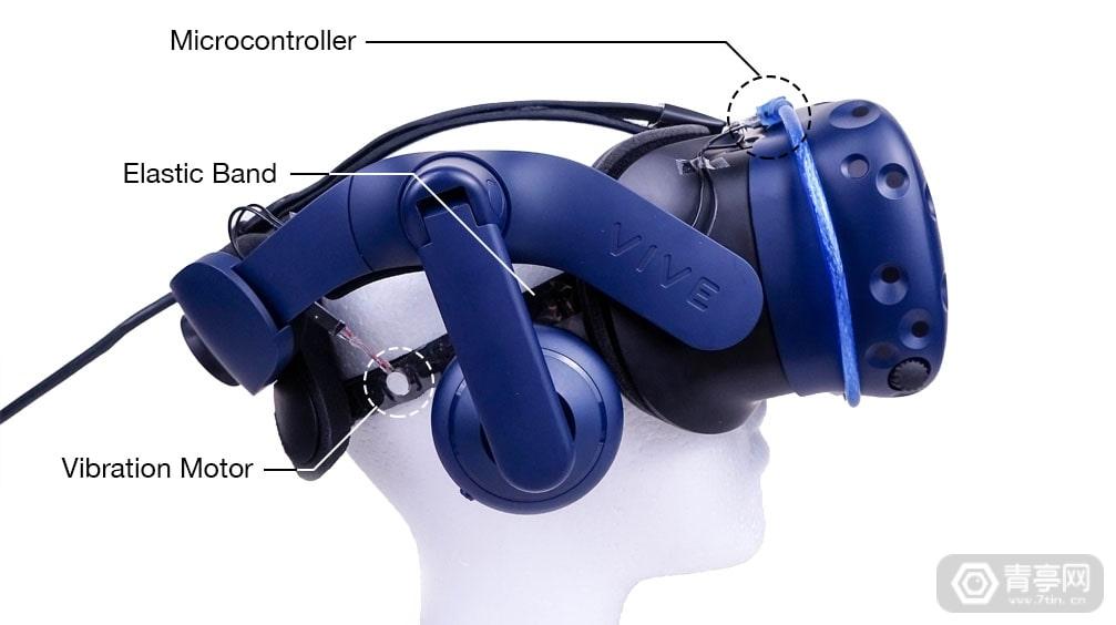 新研究认为头部震动反馈可缓解VR晕动症