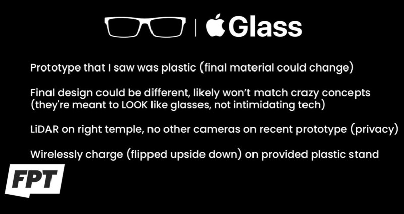 苹果AR眼镜 Apple Glass